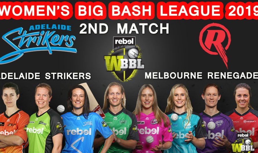 Womens Big Bash League, 19 Oct 2019, WBBL 2019, Match Prediction