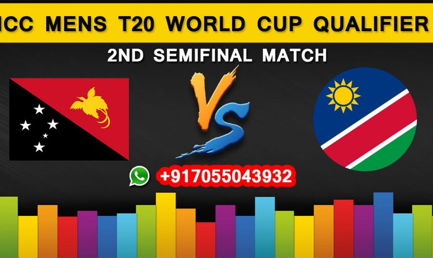 ICC T20 World Cup Qualifier 2019: Papua New Guinea vs Namibia, 2nd Semifinal  Match Prediction