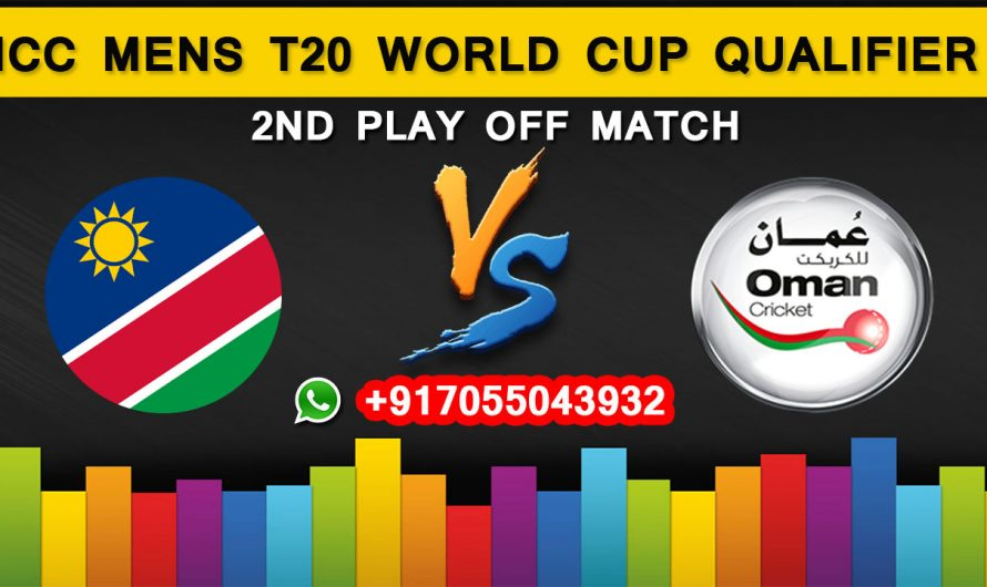 ICC T20 World Cup Qualifier 2019: Namibia vs Oman, 2nd Play Off  Match Prediction