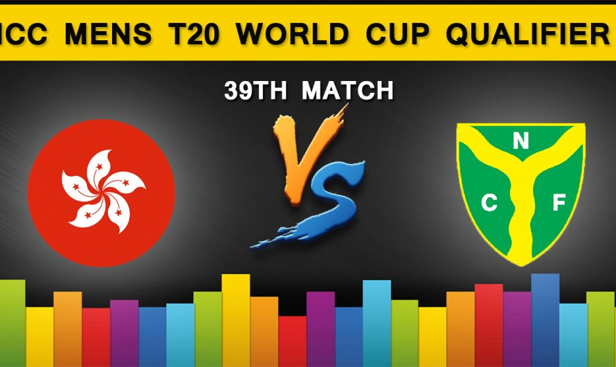 ICC T20 World Cup Qualifier 2019: Hong Kong vs Nigeria, 39th Match Prediction