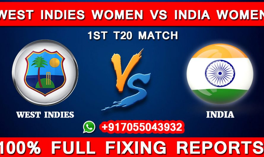 1ST T20 West Indies Women vs India Women, Match Prediction, WI VS IND