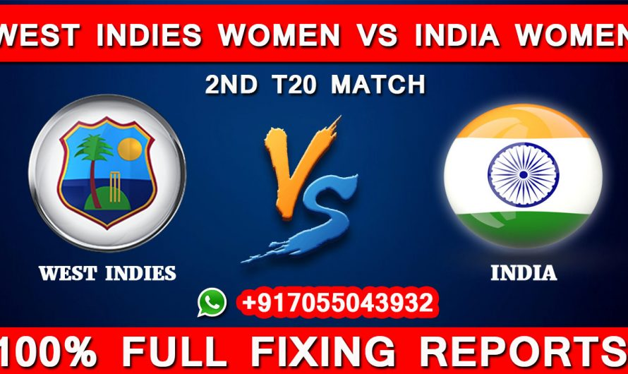 2ND T20 West Indies Women vs India Women, Match Prediction, WI VS IND