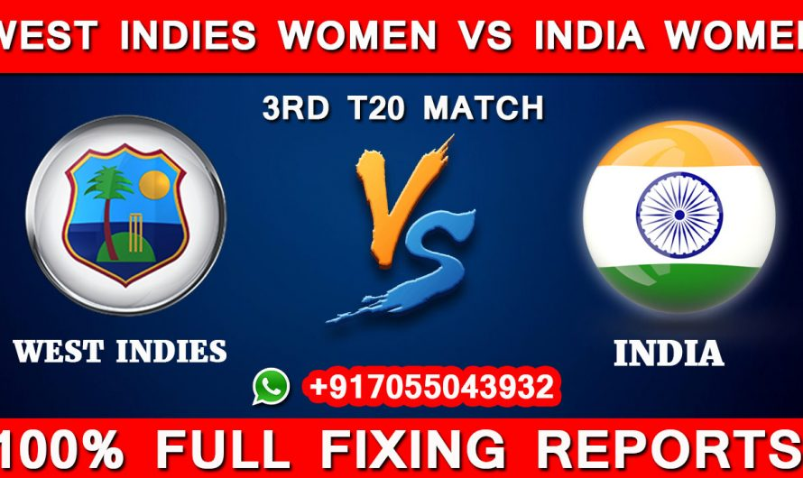 3RD T20 West Indies Women vs India Women, Match Prediction, WI VS IND