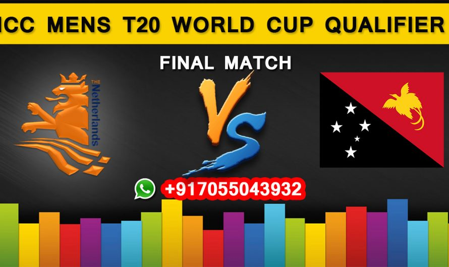ICC T20 World Cup Qualifier 2019: Netherlands vs Papua New Guinea, FInal  Match Prediction