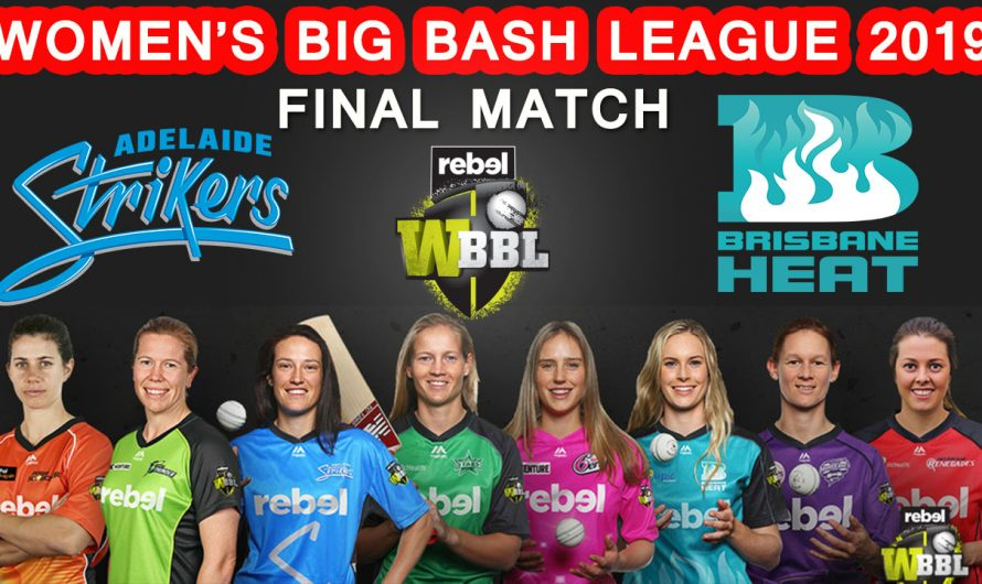 FINAL Match WBBL 2019, Adelaide Strikers vs Brisbane Heat, Match Prediction & TIPS,  ADS VS BRH