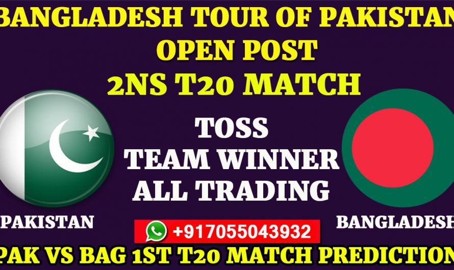 2ND T20 Match, Bangladesh tour of Pakistan 2020: Pakistan vs Bangladesh, Full Prediction & Tips