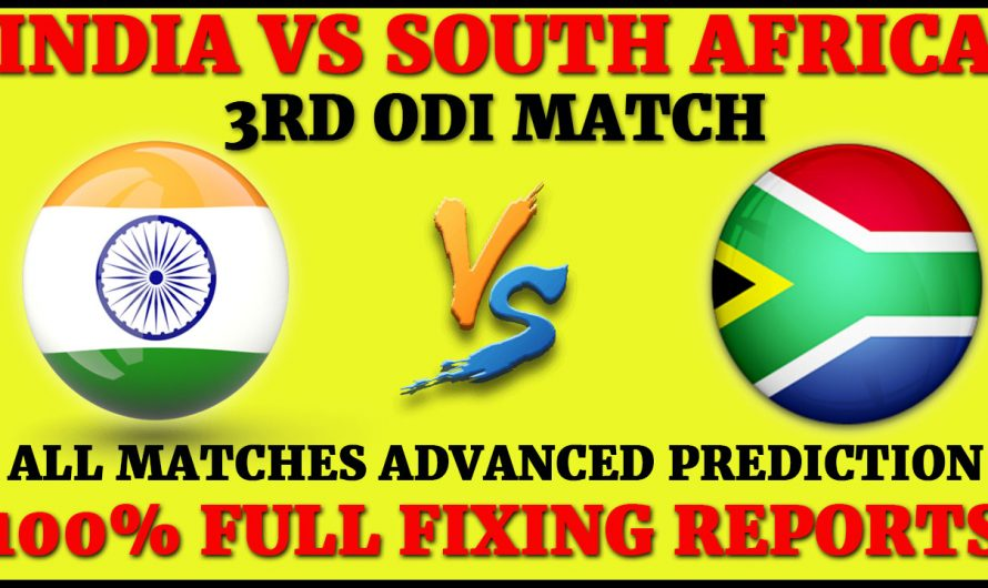 3RD ODI Match, South Africa tour of India 2020: India vs South Africa, Full Prediction & Tips IND VS RSA
