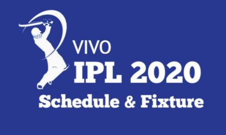 Indian Premier League (IPL) 2020