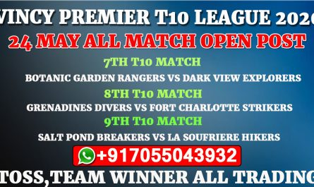 24th vpl all match