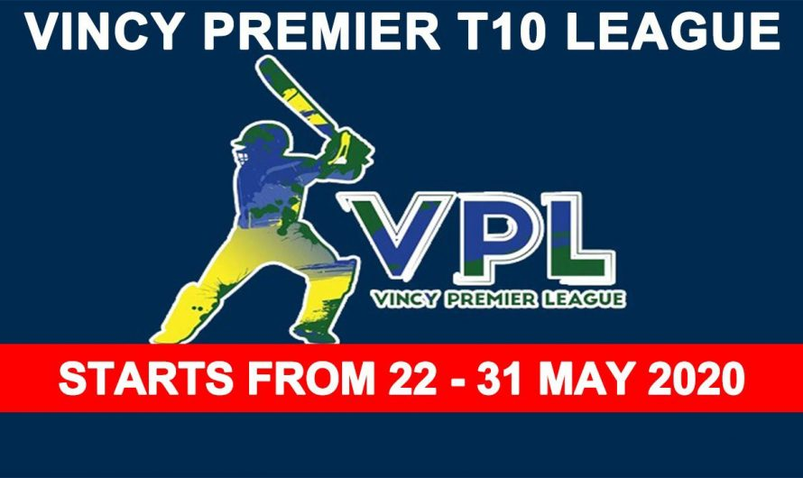 Vincy Premier T10 League 2020 (VPL 2020): Full schedule, squads, match timings, Full Prediction & Tips